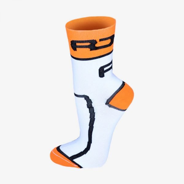 calcetin-ciclismo-naranja-blanco1